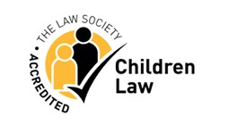 Accredited for Children Law by The Law Society