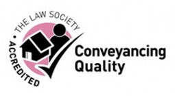 Accredited for Conveyancing Quality by The Law Society