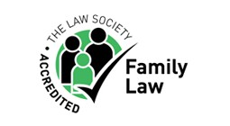 Accredited for Family Law by The Law Society
